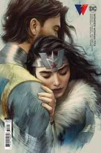 Wonder Woman #773 CVR B Cardstock Joshua Middleton