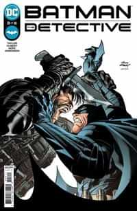 Batman The Detective #3 CVR A Andy Kubert