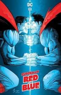 Superman Red & Blue #4 CVR A John Romita Jr and Klaus Janson