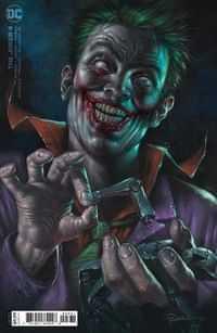 Joker #4 CVR B Lucio Parrillo