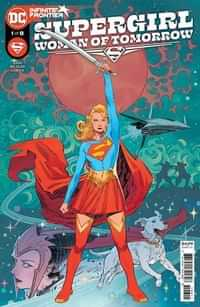 Supergirl Woman Of Tomorrow #1 CVR A Bilquis Evely