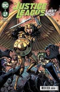 Justice League Last Ride #2 CVR A Darick Robertson