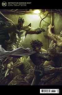 Detective Comics #1037 CVR B Cardstock Lee Bermejo