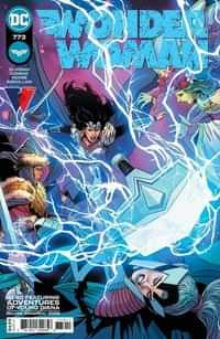 Wonder Woman #773 CVR A Travis Moore