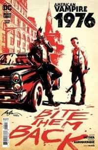 American Vampire 1976 #9 CVR A Rafael Albuquerque