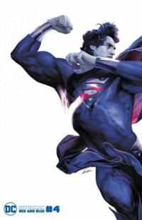 Superman Red and Blue #4 CVR C Alexander Lozano