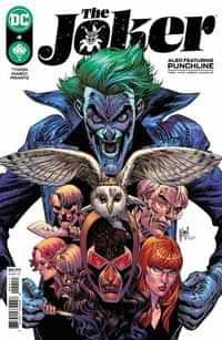 Joker #4 CVR A Guillem March