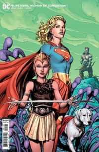 Supergirl Woman Of Tomorrow #1 CVR B Gary Frank