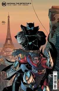 Batman The Detective #3 CVR B Cardstock Andy Kubert