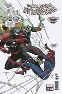 Amazing Spider-man #68 Variant Yu Spider-man Villains