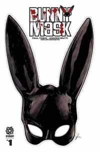 Bunny Mask #1 CVR B Mutti Bunny Mask