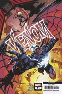 Venom #34 Second Printing Coello
