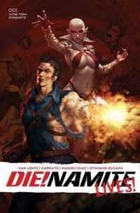 Die!namite Lives #1 Variant Lim FOC Bonus