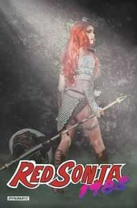 Red Sonja 1982 One-Shot CVR C Cosplay
