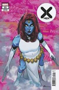X-Men #21 Variant Jimenez Pride Month