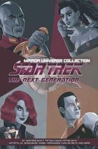 Star Trek Tng TP Mirror Universe Collection