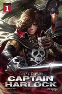 Space Pirate Capt Harlock #1 CVR A Derrick Chew