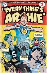 Archie 80th Anniv Everything Archie #1 CVR B Ben Caldwell