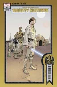 Star Wars Bounty Hunters #13 Variant Sprouse Lucasfilm 50th