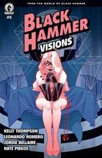 Black Hammer Visions #5 CVR C Sauvage