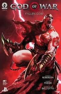 God Of War Fallen God #4