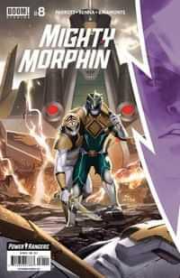 Mighty Morphin #8 CVR A Lee