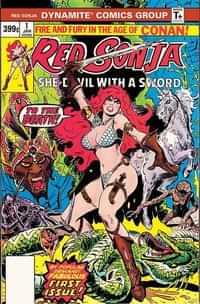 Red Sonja #1 1977 Dynamite Edition