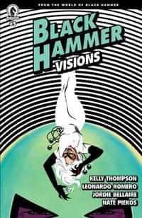 Black Hammer Visions #5 CVR B Wu