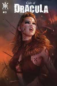 Cult Of Dracula #3 CVR B Maer