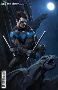 Nightwing #81 CVR B Cardstock Rafael Grassetti