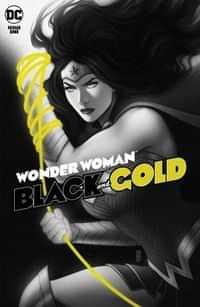 Wonder Woman Black and Gold #1 CVR A Jen Bartel