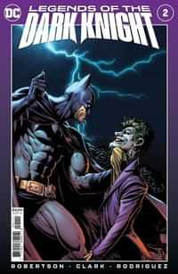 Legends Of The Dark Knight #2 CVR A Darick Robertson and Diego Rodriguez