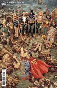Justice League #63 CVR B Cardstock Dan Panosian
