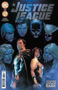 Justice League #63 CVR A David Marquez