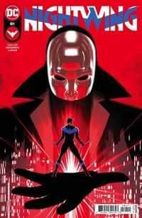 Nightwing #81 CVR A Bruno Redondo