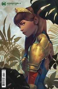 Wonder Girl #2 CVR B Cardstock Will Murai