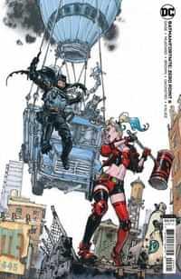 Batman Fortnite Zero Point #6 CVR B Kim Jung Gi Card Stock