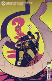 Legends Of The Dark Knight #2 CVR B Cardstock Riley Rossmo