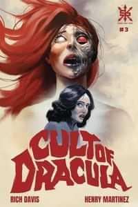 Cult Of Dracula #3 CVR A Nemeth