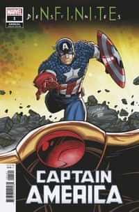 Captain America Annual 2021 Variant Ron Lim Connecting