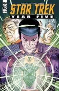 Star Trek Year Five #21