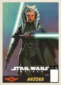 Star Wars Insider #203 FOC CVR