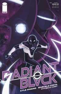 Radiant Black #5 CVR B Greco