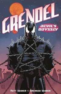 Grendel Devils Odyssey #7 CVR A Wagner