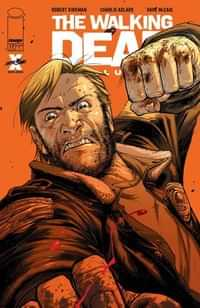 Walking Dead #17 Deluxe Edition CVR B Moore and Mccaig
