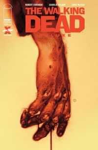 Walking Dead #17 Deluxe Edition CVR C Tedesco