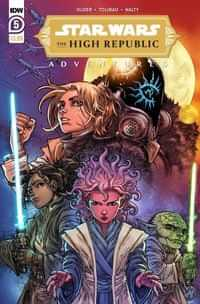 Star Wars High Republic Adventures #5