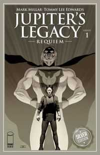 Jupiters Legacy Requiem #1 Variant 10 Copy Foil