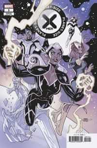 Planet-sized X-men #1 Variant Dodson