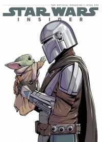Star Wars Insider #203 PX CVR
